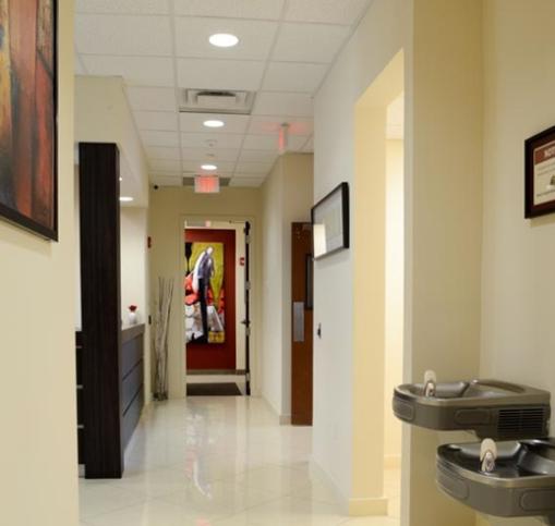 Main Hallway in Pembroke Pines, FL
