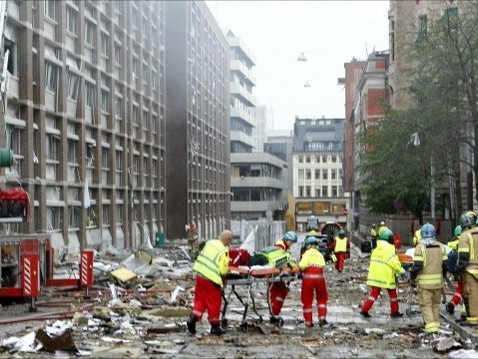 Oslo bomb attack: End of innocence?