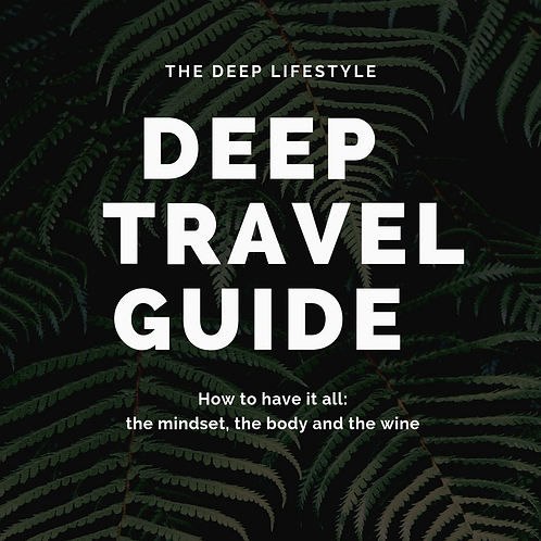 Guide on Traveling Deeply