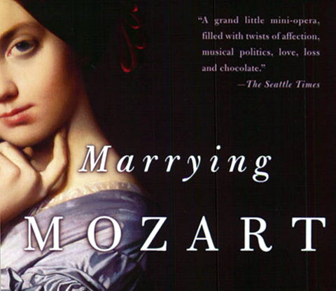 MARRYING MOZART