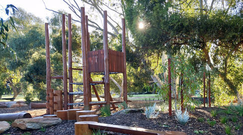Lake Claremont Nature Play Space