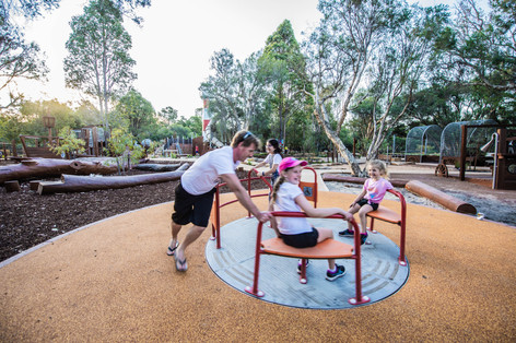Pia's Place All Abilities Playground