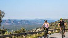Велосипедные прогулки вдоль Лазурного берега из отеля Terre Blanche Hotel Spa Golf Resort