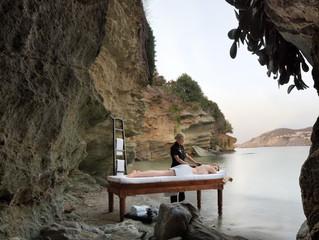 Готовимся к весне: йога и осознанное питание в Out of The Blue, Capsis Elite Resort