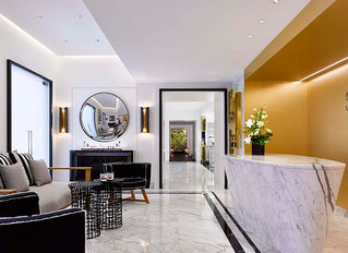 Бьюти-лето: cпа-центр Metropole by Givenchy в отеле Metropole Monte-Carlo