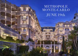 Рестарт: 19 июня 2020 отель Metropole Monte-Carlo вновь примет гостей!