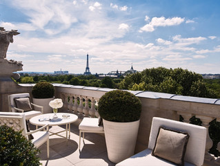 14 февраля в Париже! Романтическая программа отдыха от Hôtel de Crillon, A Rosewood Hotel, Париж