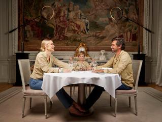 Пижама для сна из органического хлопка и детский игровой сьют в отеле Hôtel de Crillon