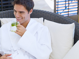 Cпа-программы для мужчин «Gentlemen experience» в термальном отеле Abano Grand Hotel, Абано Терме, И