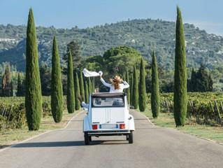 Маршрут мечты: road trip на юг Франции с отелями Airelles Gordes, La Bastide, Château de la Messardi