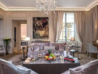 Мария-Антуанетта, Луи Бернстайн и Людовик XV – дизайнерские сьюты в Hôtel de Crillon, A Rosewood Hot