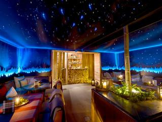 Рождественская лесная поляна Glenlivet в отеле Rosewood London