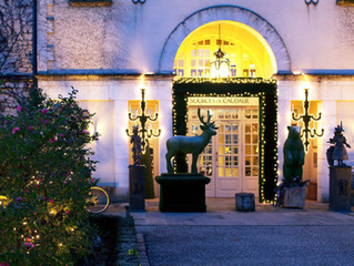 Новый год среди виноградников в спа-отеле Les Sources de Caudalie в Бордо