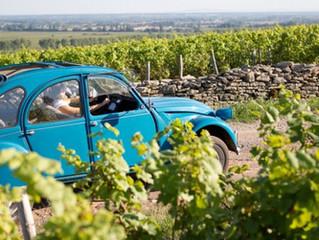 Винтажные каникулы в Провансе с Citroën 2 CV в отеле La Bastide de Gordes