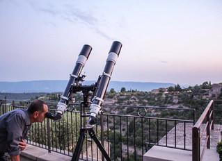 Звездное небо над Провансом: популярная астрономия в отеле Airelles Gordes, La Bastide