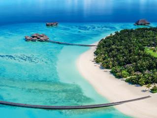 Праздничный сезон в отеле Velaa Private Island, Мальдивы