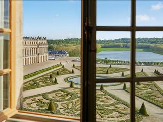 Airelles Château de Versailles, Le Grand Contrôle принимает первых гостей