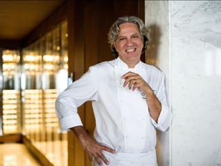День всех влюбленных на Кипре: рецепт от «звездного» шеф-повара Джорджо Локателли в отеле Amara