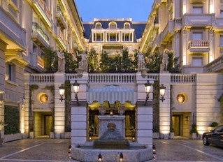 Почувствуйте себя пилотом Формулы E с отелем Metropole Monte-Carlo
