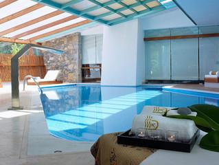 Суперфуды и обертывание с маслом франжипани на берегу моря в отеле St. Nicolas Bay Resort Hotel &amp