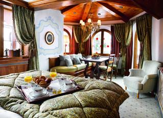 Остановитесь всей семьей в отеле Les Airelles в Куршевелеи воспользуйтесь скидкой 25% на второй ном