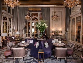 Новый шеф-кондитер в парижском Hotel de Crillon и новое меню ресторанаLe Jardin d'Hiver