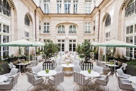 Отель Hôtel de Crillon, a Rosewood Hotel открывается 3 мая!