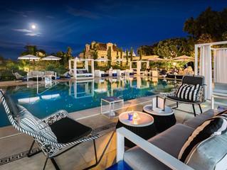 Cекретное место на карте Монако: летнее пространство Odyssey в отеле Metropole Monte-Carlo
