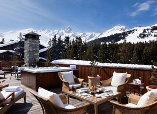 Отдохните, как дома, в частных апартаментах палас-отеля Les Airelles, Куршевель