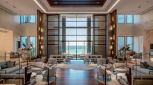 Проект Rockwell Studio для отеля AMARA Limassol: как объединить культурное наследие Кипра и функцион