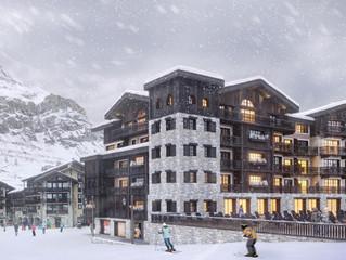 Грандиозное открытие нового отеля Mademoiselle Val d'Isère в центре горнолыжного курорта Валь-д'Изер