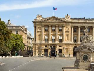 Путешествие haute couture с Jaguar и Tristan Auer от Hôtel de Crillon, A Rosewood Hotel, Париж