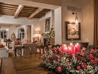 Новый год в «сердце» Тосканы – поместье Rosewood Castiglion del Bosco дарит подарки