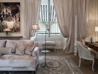 8 Марта в одном из лучших отелей Парижа. Специальное предложение от Hotel de Crillon, A Rosewood Hot