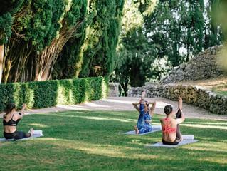 «Лесные ванны» Тосканы: экотерапия и новая программа в поместье Rosewood Castiglion del Bosco, Тоска