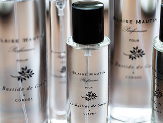 Аромат для отеля Airelles Gordes, La Bastide от французского парфюмера Blaise Mautin