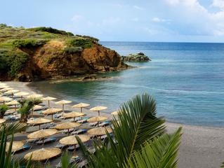 "Detox5+ и диета по принципу ""голубых зон» в Out of the Blue Capsis Resort, Крит"