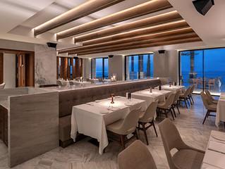 Ресторан знаменитого шеф-повара Джорджо Локателли открылся в новом отеле Amara, Лимассол, Кипр