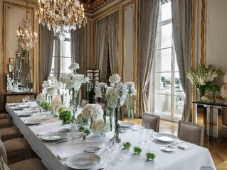 Новый год и гастрономический рай в Париже: Hotel de Сrillon, a Rosewood Hotel