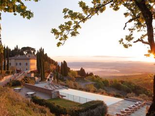 Стать виноделом в тосканском поместье Rosewood Castiglion del Bosco