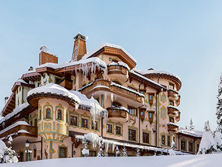К зиме готов: пятиступенчатый уход от La Mer в SPA-центре отеля Les Airelles, Куршевель