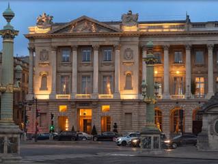 Осень в Париже: подарки в спа, ресторанах и коктейли в баре от Hôtel de Crillon, A Rosewood Hotel