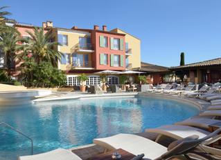Провожаем праздники: 5 причин остановиться в палас-отеле Byblos Saint-Tropez в новом сезоне