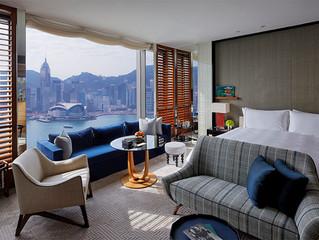 «Вертикальное поместье» в центре Гонконга – открылся 65-этажный отель Rosewood Hong Kong