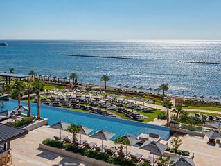 «Звездные» шефы на Кипре: рестораны Нобу Мацухиса и Джорджо Локателли в отеле AMARA Limassol