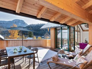 Новая резиденция и сьюты в детокс-клинике VIVAMAYR Altaussee, Австрия