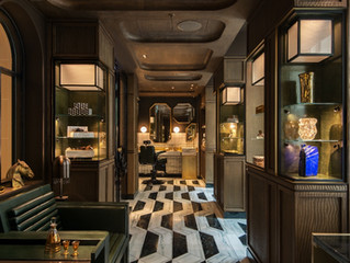 Спа для мужчин в Hotel de Crillon, A Rosewood Hotel, Париж