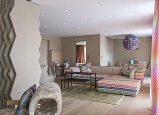 Missoni Home в Сен-Тропе: дизайнерский сьют Розиты Миссони для Byblos Saint-Tropez