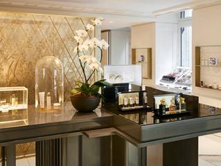 Французский шик: косметическая марка Sisley теперь представлена в Hôtel de Crillon, A Rosewood Hotel