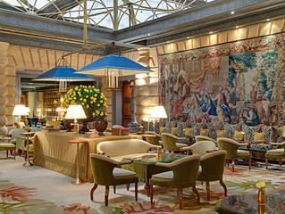 Новые детали: yникальные предметы искусства и дизайна в отеле Metropole Monte-Carlo